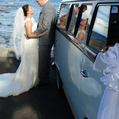 A magical trip to the beach for a beach wedding