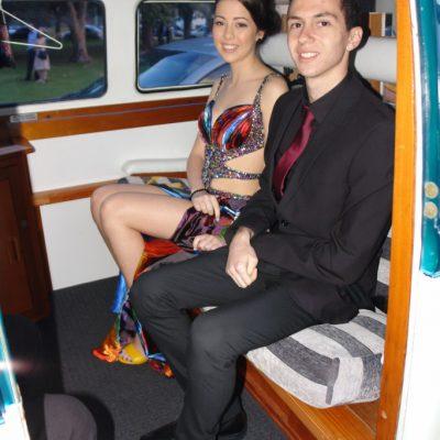 Adrian & Aleksija at Keira High Formal